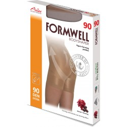 Корректирующие утягивающие антицеллюлитные трусы (шорты) FORMVEL