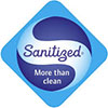 Антибактериальная и антигрибковая технология Sanitized® Silver
