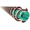 Lycra® с обмоткой Голое волокно эластана может вызывать раздражение чувствительной кожи, поэтому применяется обмотка волокон эластана защитным волокном, в некоторых случаях двойная.